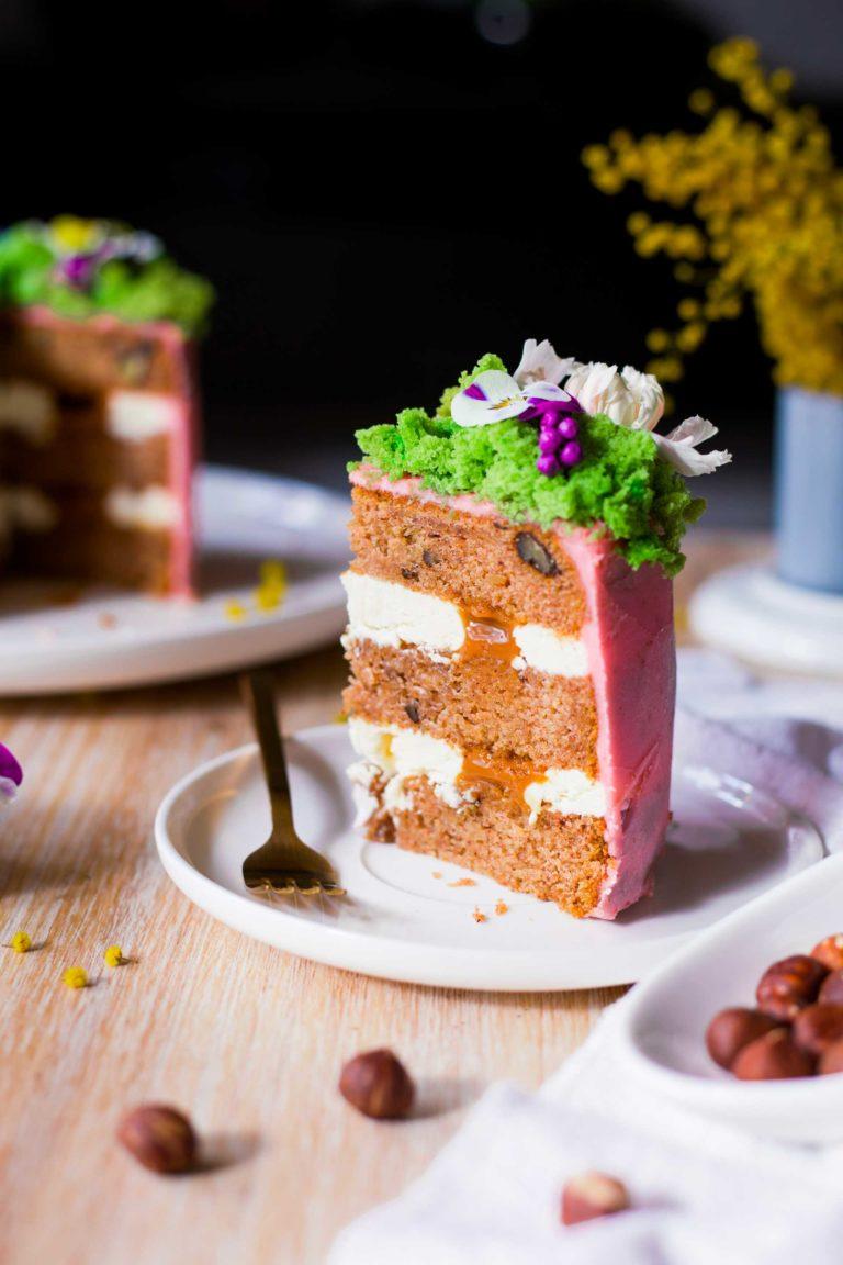 Gâteau canelle