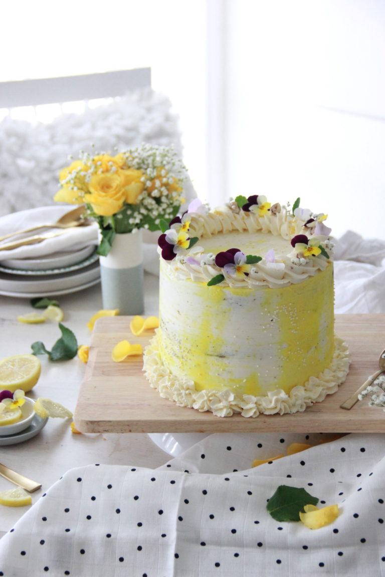 association parfaite citron / noisette